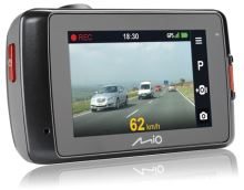 "MIO Kamera do auta MiVue 698 DUAL, LCD 2,7"""