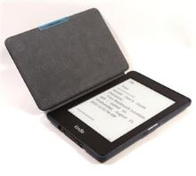 C-TECH pouzdro Kindle Paperwhite hardcover, modré