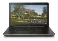 HP ZBook 17 G4 FHD/i7-7700HQ/8G/256G/NV/VGA/DP/RJ45/WFI/BT/MCR/FPR/3RServis/W10P